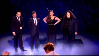 Jonathan & Charlotte - Caruso IN FULL (Britain's Got Talent Semi-Finals)