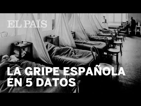 , title :'Asi fue la gripe española, que cumple ahora 100 años | Materia'
