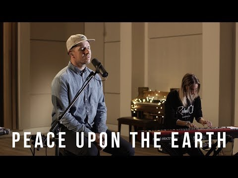 Peace Upon The Earth // Hillsong Worship // New Song Cafe