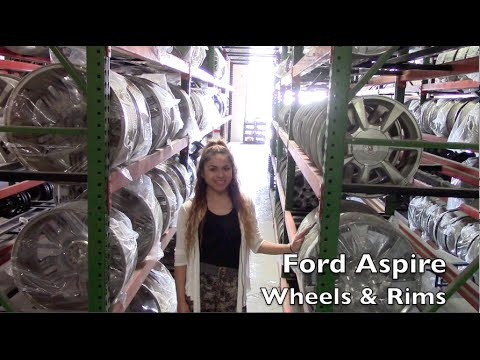 Factory Original Ford Aspire Wheels & Ford Aspire Rims – OriginalWheels.com