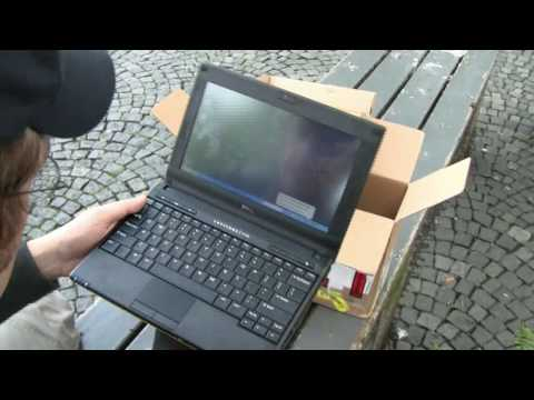 Dell Latitude 2100 Unboxing Mp3