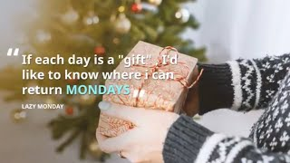 Best Good Morning MONDAY Greetings,Funny Monday Quotes,Lazy MONDAY Whatsapp Video