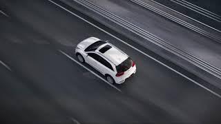 קיה נירו קרוסאובר היברידי מתקדם עם מערכות בטיחות אוטונומיות