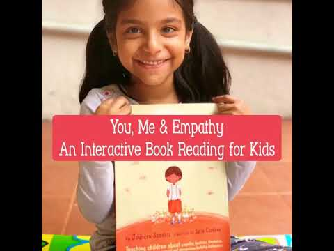 You, Me & Empathy ll An interactive Book Reading for Kids