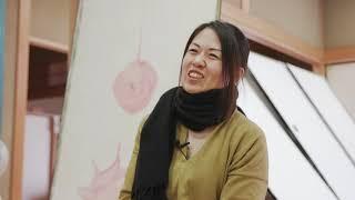 伊藤朋子の「ナニしてはる人なん?」寺に住み込みで襖絵を描いてる人 前編