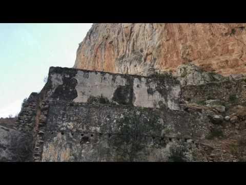 Tajo del Molino (Ravin de Moulin), Teba (Lieu Insolite)