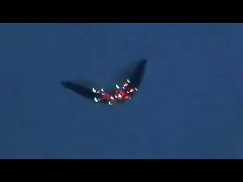 Bijzondere Anunnaki UFO gespot