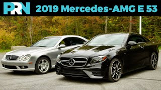 2019 Mercedes-AMG E 53 4matic+ Coupe Review