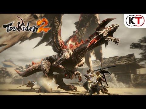 Видео № 1 из игры Toukiden 2 [PS4]