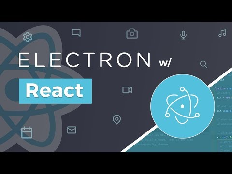 Electron with React