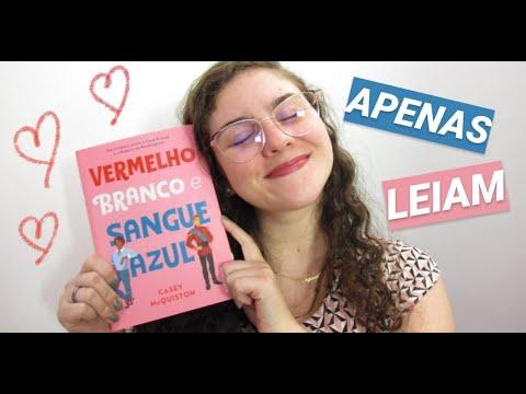 ??? 10 motivos para ler VERMELHO, BRANCO E SANGUE AZUL
