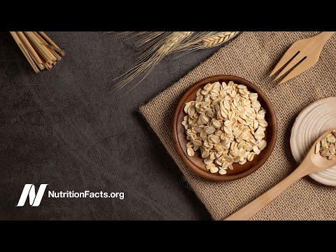 Oatmeal Can Slow Coronary Heart Disease