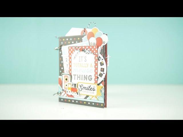 Doodlebug, Disney & More Scrapbooking Page Kits