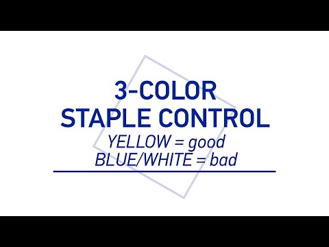 Datalogic Smart-VS™ | 3-color staple control