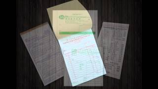 preview picture of video 'Sitiawan Bill Book, Business Form, Design, Printing, Delivery in Sitiawan Perak Malaysia'