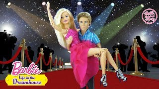 Мультик БАРБИ Конкурс красоты Ракель украла Кена LIVE In the Dreamhouse ♥ Barbie Original Toys