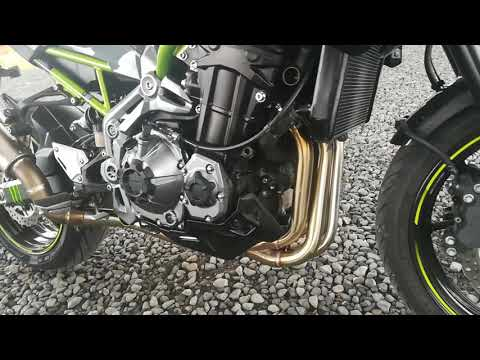 Kawasaki Z900 SC-PROJECT S1 ARROW Headers - смотреть онлайн