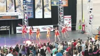 dance4fans cheeky girls