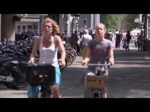 [4:52] An interesting video showcasing the effectiveness of bikes in the Netherlands