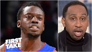 Stephen A. reacts to Reggie Jackson to the Clippers   First Take