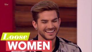 Adam Lambert On Replacing Freddie Mercury | Loose Women