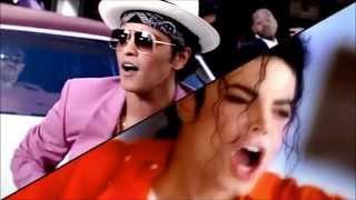 Mark Ronson Feat Bruno Mars & Michael Jackson (UPTOWN FUNK REMIX)