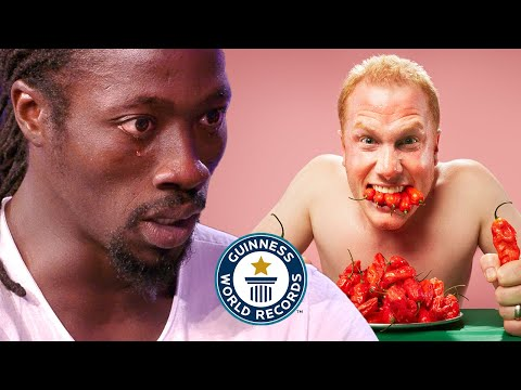 The Ghost Pepper Chilli Challenge You Don't Want to Try