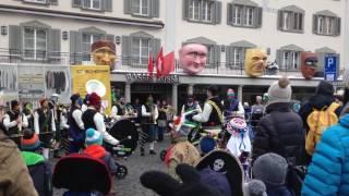 スイス発 すでにシュヴィーツでカーニバル!1️【スイス情報.com】