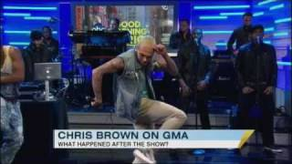 Chris Brown Interview: Violates Probation. What Really Happened?