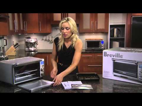 Unboxing Breville BOV650XL Compact Smart Oven