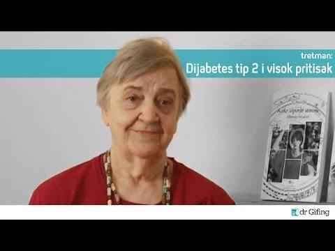 Glavobolja dijabetesa tipa 2