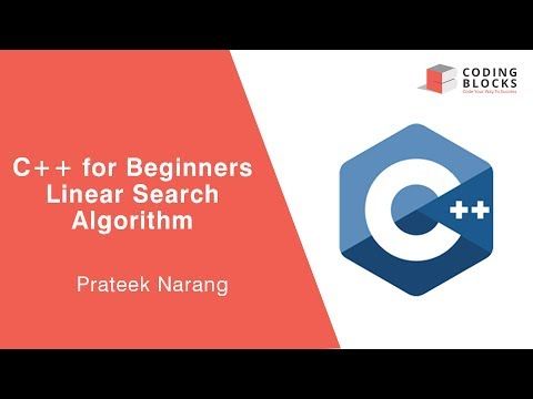 Linear Search Resources Coding Blocks