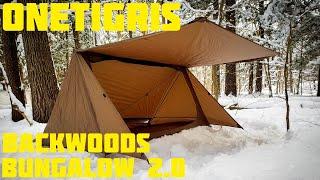 OneTigris Back Woods Bungalow 2.0 Review