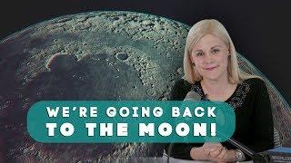 NASAsgoingbacktothemoon:Hereshowitllgetthere|WatchThisSpace