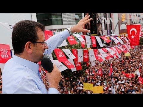 Τουρκία: Σε κλίμα πόλωσης οι επαναληπτικές εκλογές στην Κωνσταντινούπολη…