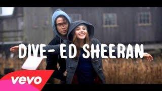 Ed Sheeran-Dive Music Video