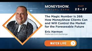 The Magic Number Is 268: How MoneyShow Clients Can and Will Control the Market for the Foreseeable Future