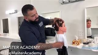 Complete California Barbering Practical Exam (Might not be