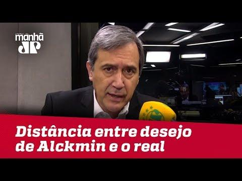 Campanha de Geraldo Alckmin não decola