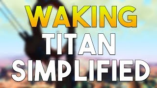 What Is Waking Titan? - A Simplified Explanation Of The ARG
