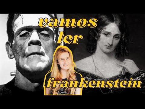 FRANKENSTEIN: PROJETO DE LEITURA + LEITURA COLETIVA + SORTEIO   Laura Brand