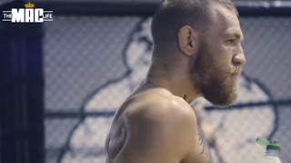 Conor McGregor and Team SBG putting in the work: The Mac Life Series 2