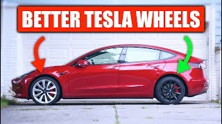 How To Prevent Expensive Tesla Wheel Damage