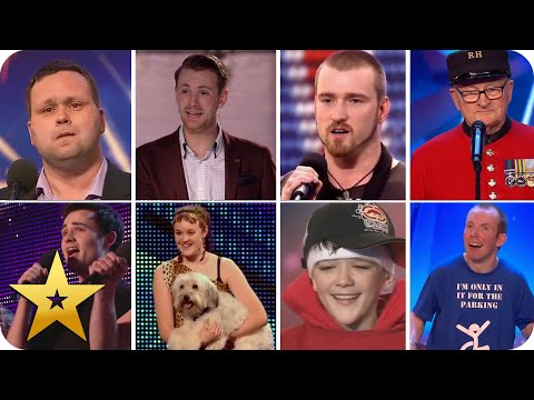 Every Britain's Got Talent winner appearing on BGT: The Champions (видео)