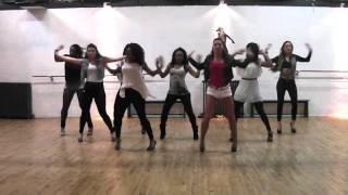 Destiny´s Child Independent Woman Choreography by Janča J