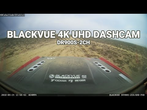 BLACKVUE DR900S-2CH SAMPLE FOOTAGE (OFF-ROAD) #1