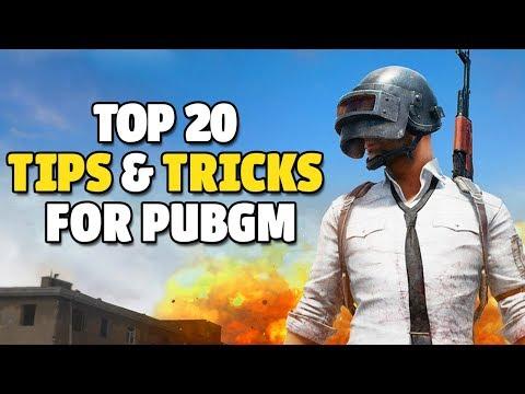 PUBG Mobile | Top 20 Tips & Tricks