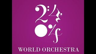 Public Television Documentary on World Orchestra Concert in Yerevan, Armenia