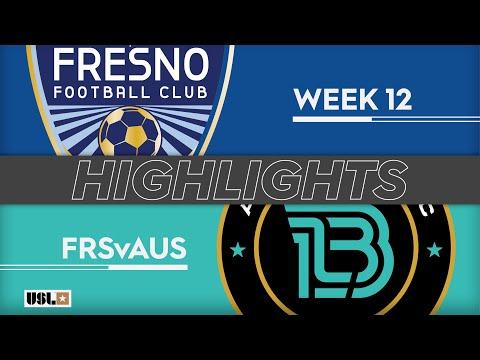 Fresno - Austin Bold 1:0. Видеообзор матча 23.05.2019. Видео голов и опасных моментов игры