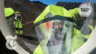 Life On Mars: At Home In The Habitat | The Daily 360 | The New York Times